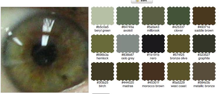 Eye palette 1
