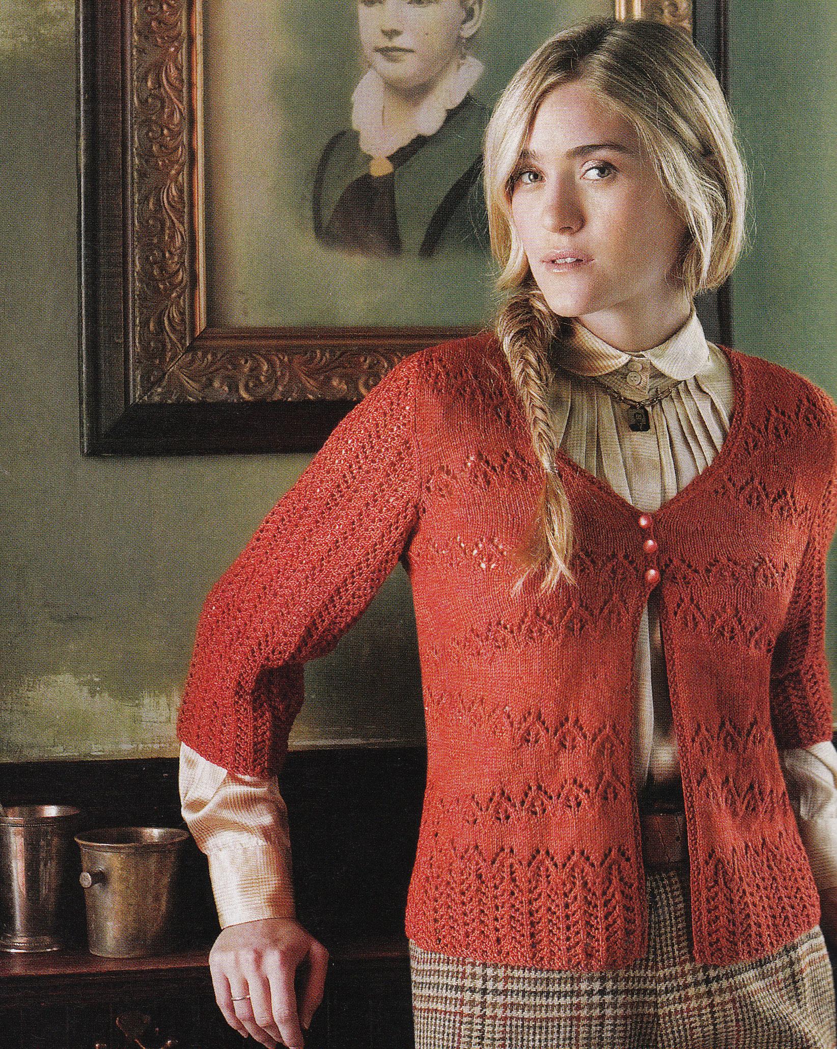 purlsandmurmers: Vogue Knitting Autumn 2010