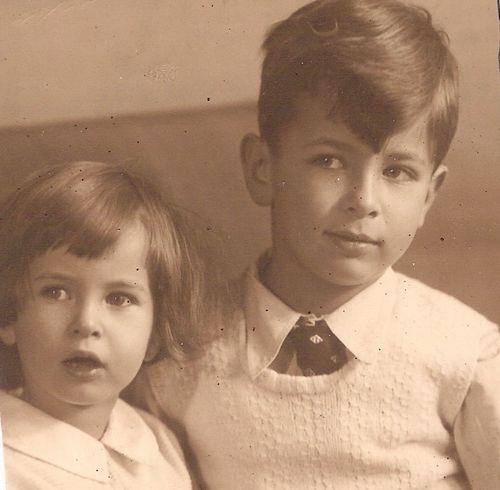 George and Lisa
