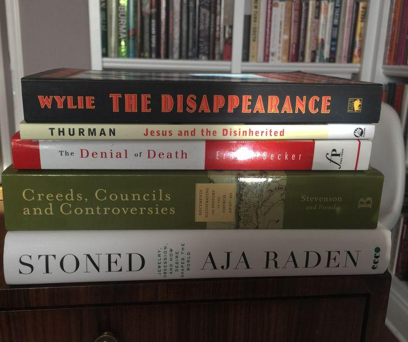 January reading