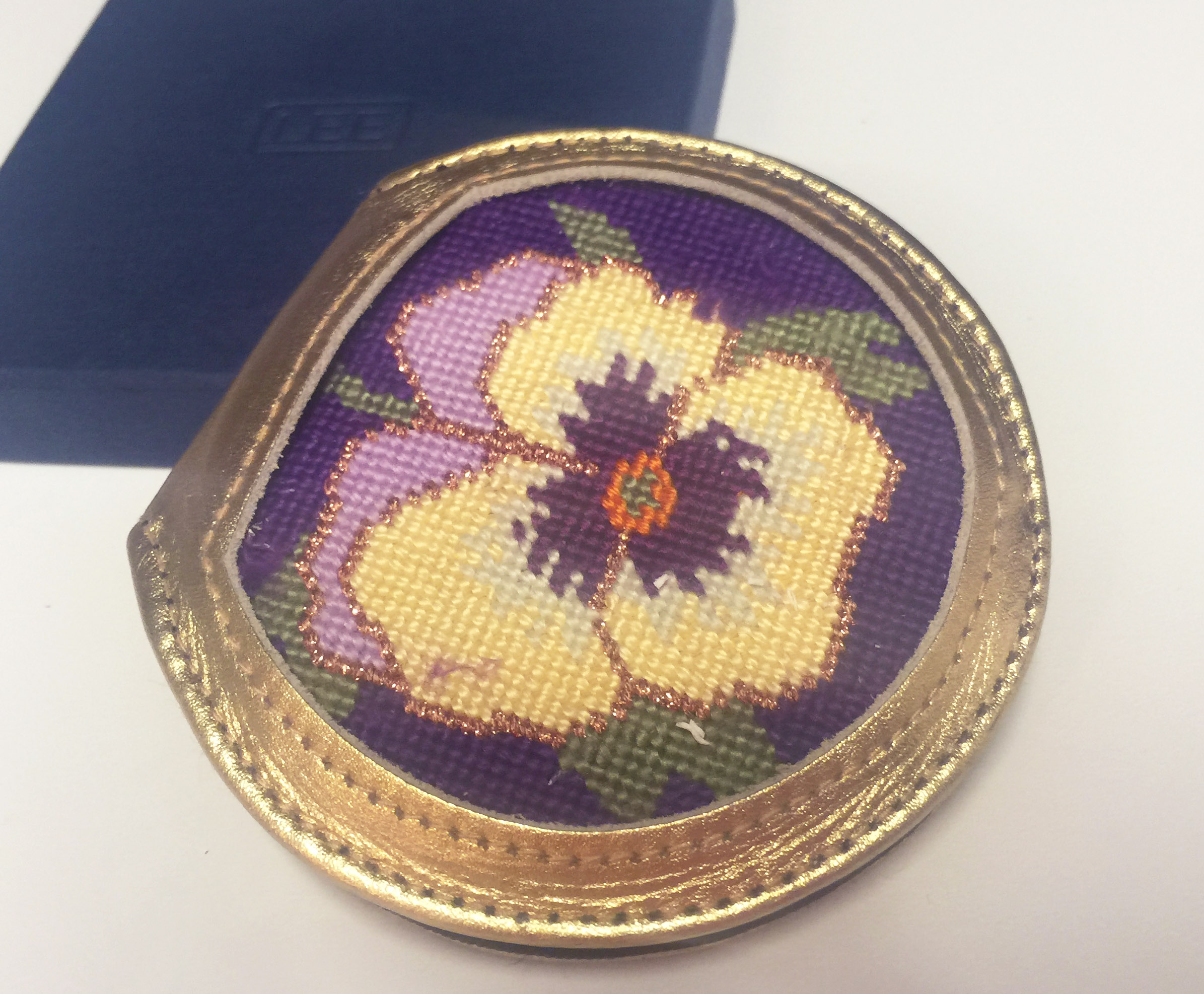 Needlepoint Gifts Revealed - restingmotion
