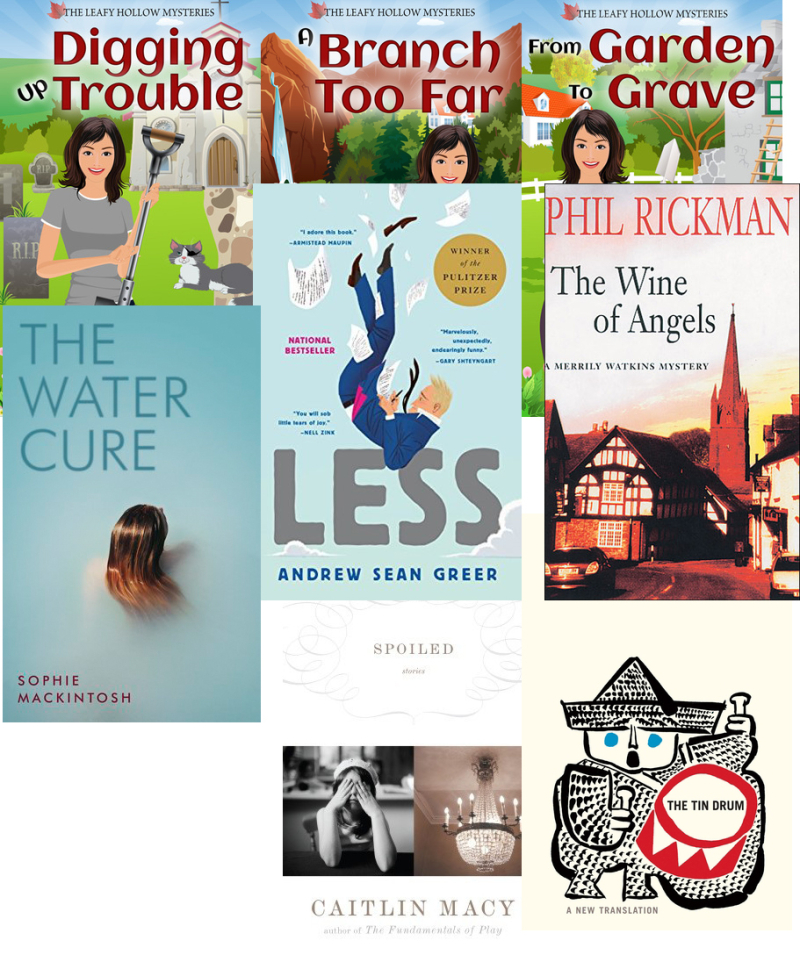 AugustBooks